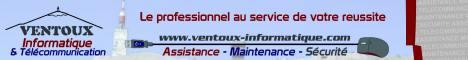 Banière Ventoux Informatique
